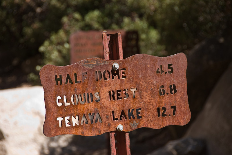 <b>Sign above Nevada Falls</b>   (Sep 17, 2007, 10:37am)