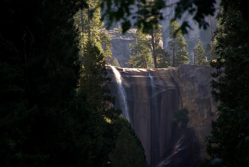 <b>Top of Vernal Falls</b>   (Sep 17, 2007, 08:20am)