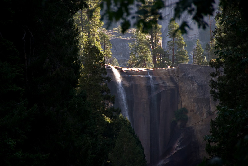<b>Top of Vernal Falls</b>   (Sep 17, 2007, 08:20am)