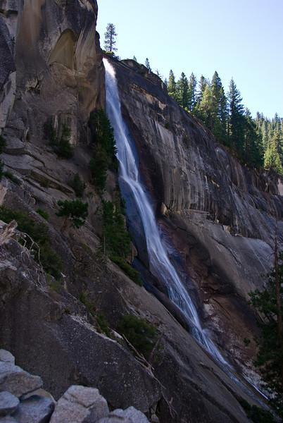 <b>Nevada Falls from the Mist Trail</b>   (Sep 17, 2007, 10:13am)
