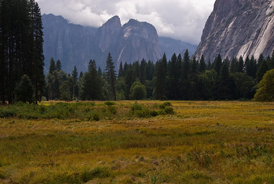 Meadows in Yosemite Valley   (Sep 20, 2007, 01:18pm)