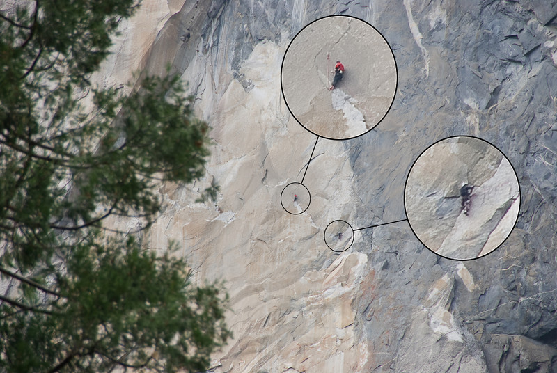 <b>Climbers on El Capitan</b>   (Sep 20, 2007, 02:36pm)