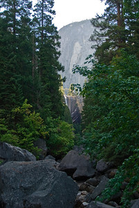 Vernal Falls from the Mist Trail   (Sep 17, 2007, 08:19am)