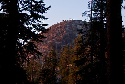 Sentinel Dome at dusk   (Sep 16, 2007, 06:02pm)