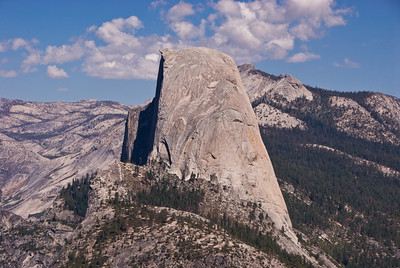 Half Dome from Washburn Point   (Sep 16, 2007, 01:00pm)