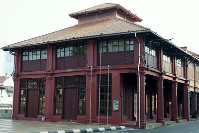 My 1st Melaka Trip