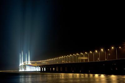 Penang 2nd Bridge Eve Opening