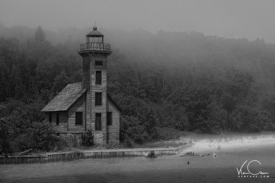 Grand Isle East Harbor Lighthouse