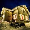 Santa Claus Village In Levi, Lapland, Finland