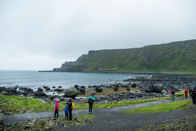 Giant's Causeway - Bushmills, Northern Ireland