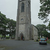Grave Site of W.B Yeats<br /> Drumcliffe Parish, Church of Ireland<br /> Sligo, Ireland