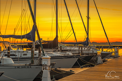 Traverse City Michigan Boat Marina