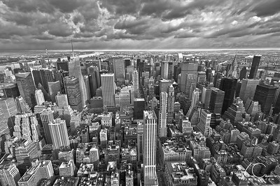 New York City Skyline Wall Art Photography