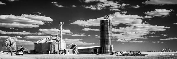 American Heartland Series- Midwestern Farm