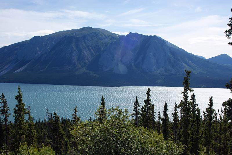 Photo By Robert Bodnar.........Lake Bennett, Yukon