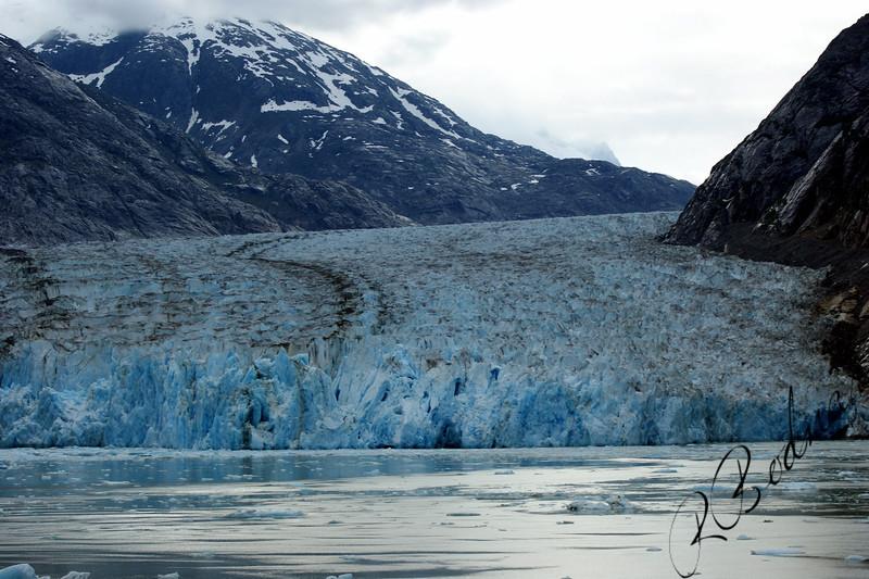 Photo By Robert Bodnar.............Dawes Glacier