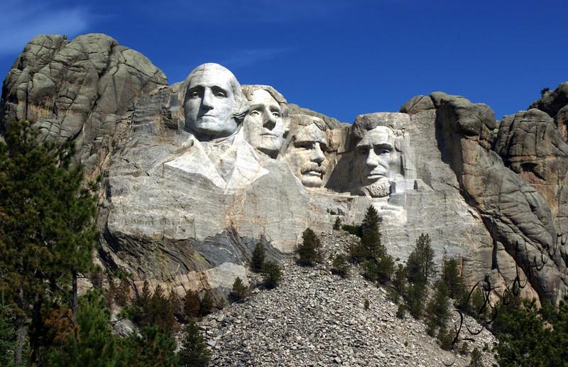 Photo By Bob Bodnar............................................Mt. Rushmore