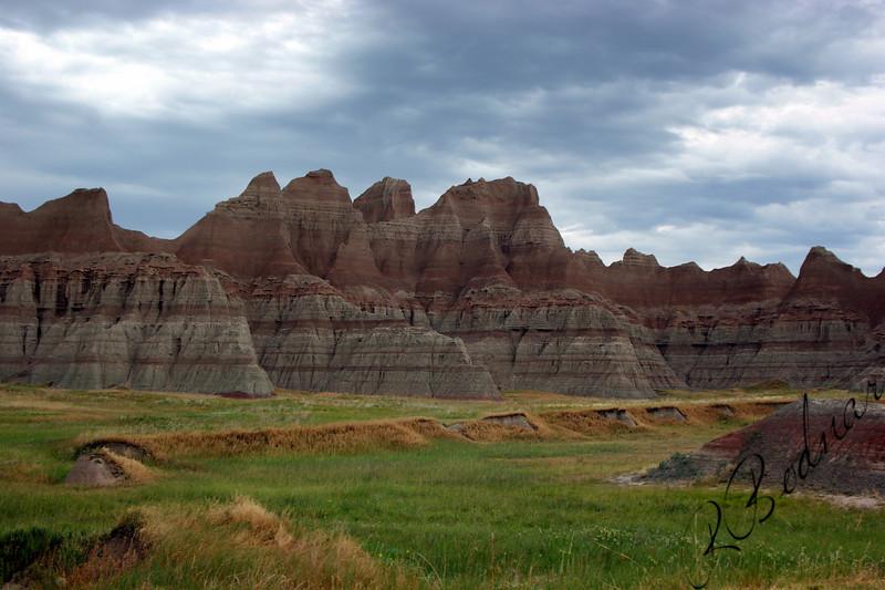 Photo By Bob Bodnar..............................................Badlands National Park