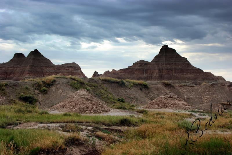 Photo By Bob Bodnar......................................................Badlands National Park