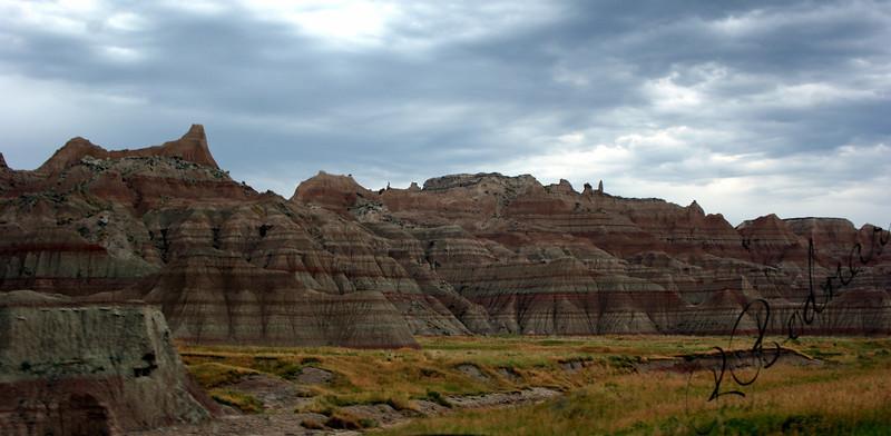 Photo By Bob Bodnar....................................................Badlands National Park