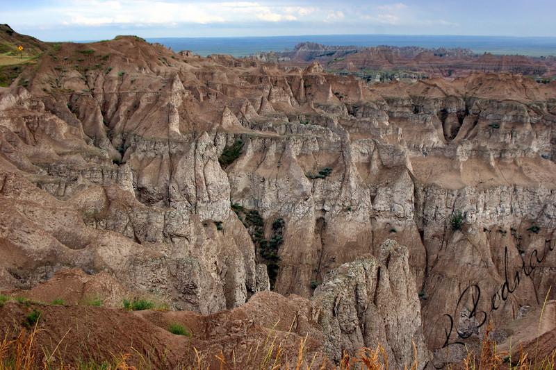 Photo By Bob Bodnar............................................Badlands National Park