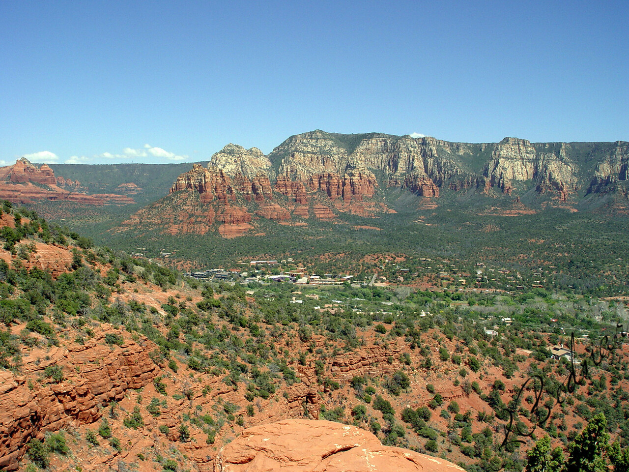 Photo By Robert Bodnar...........................................Landscape of Sedona AZ