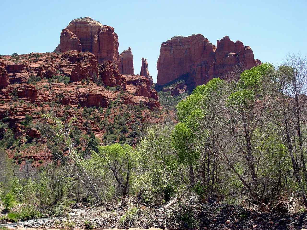 Photo By Robert Bodnar.............................................Cathedral Rock, Sedona AZ