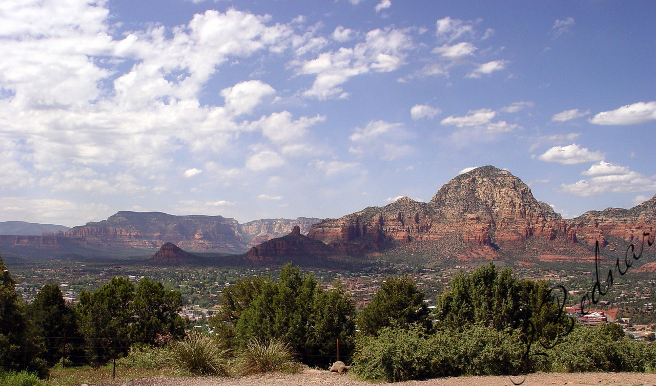 Photo By Robert Bodnar.................................Beautiful Sedona Landscape