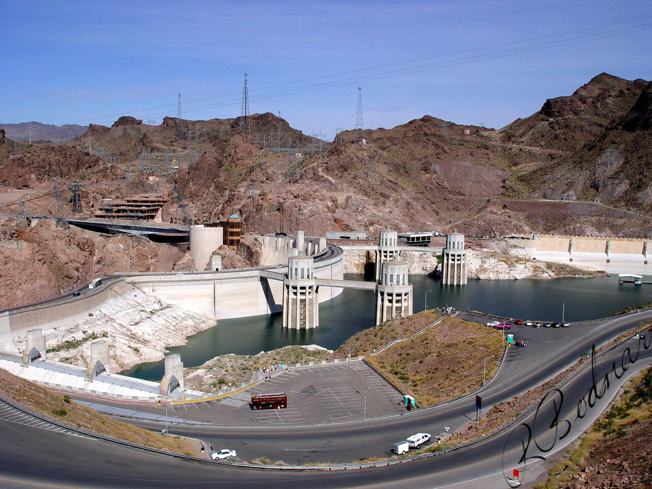 Photo By Robert Bodnar..................................Hoover Dam