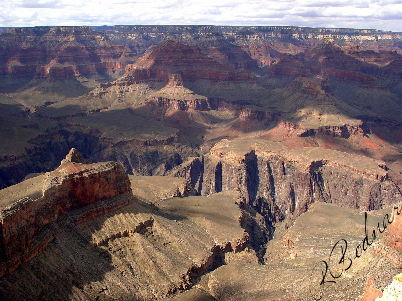 Photo By Robert Bodnar........................................................Grand Canyon