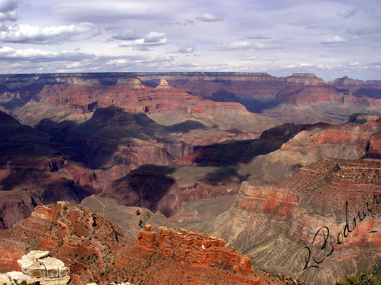 Photo By Robert Bodnar..............................Grand Canyon