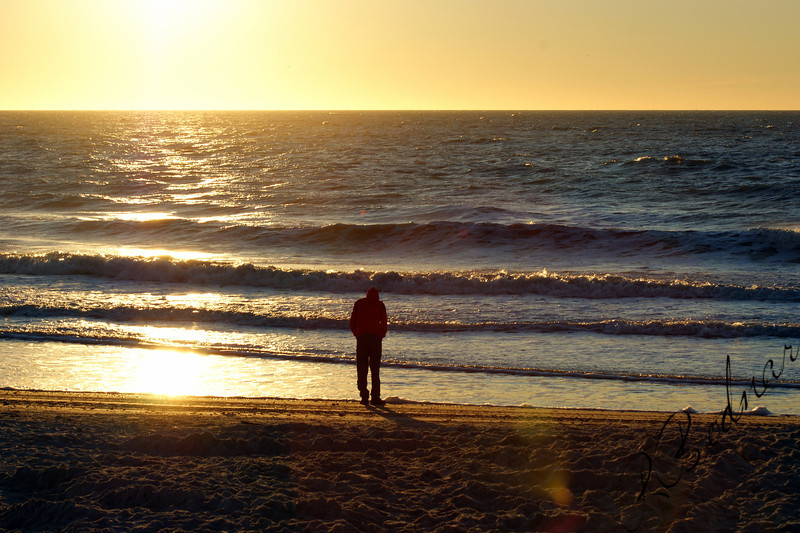 Photo By Robert Bodnar...........................A Time to Think (Myrtle Beach)
