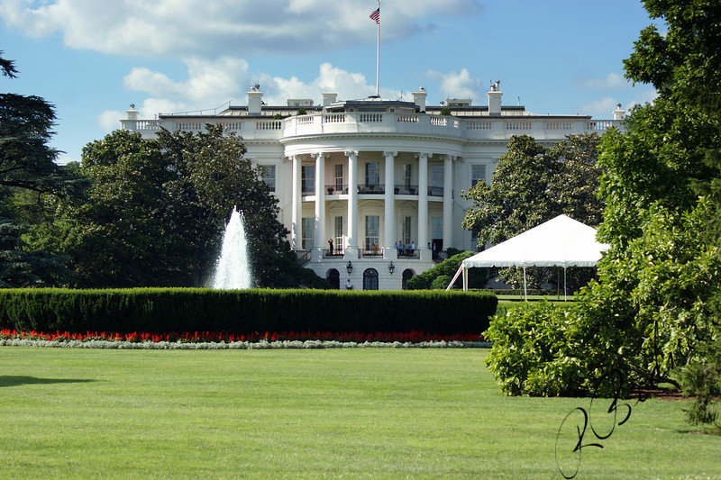 Photo By Robert Bodnar.................White House