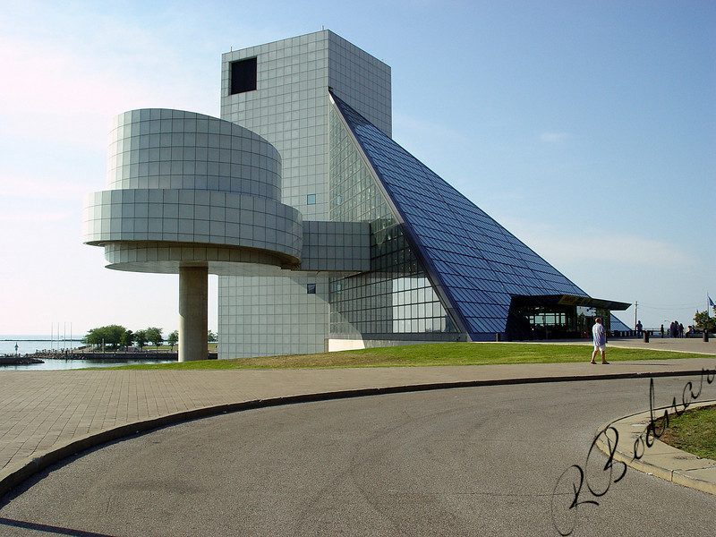 Photo By Robert Bodnar.......................Rock & Roll Hall of Fame