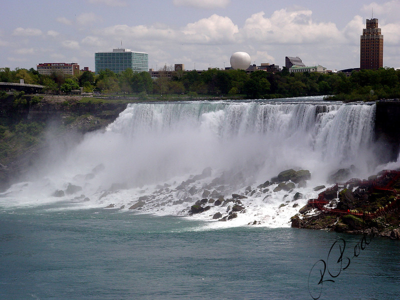 Photo By Robert Bodnar.........................American Falls, Niagara Falls NY.