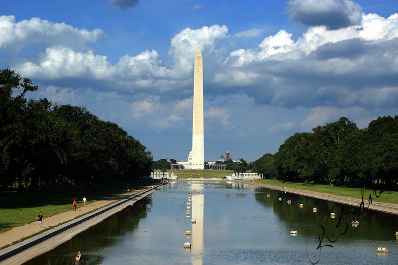 Photo By Robert Bodnar..................Washington Monument