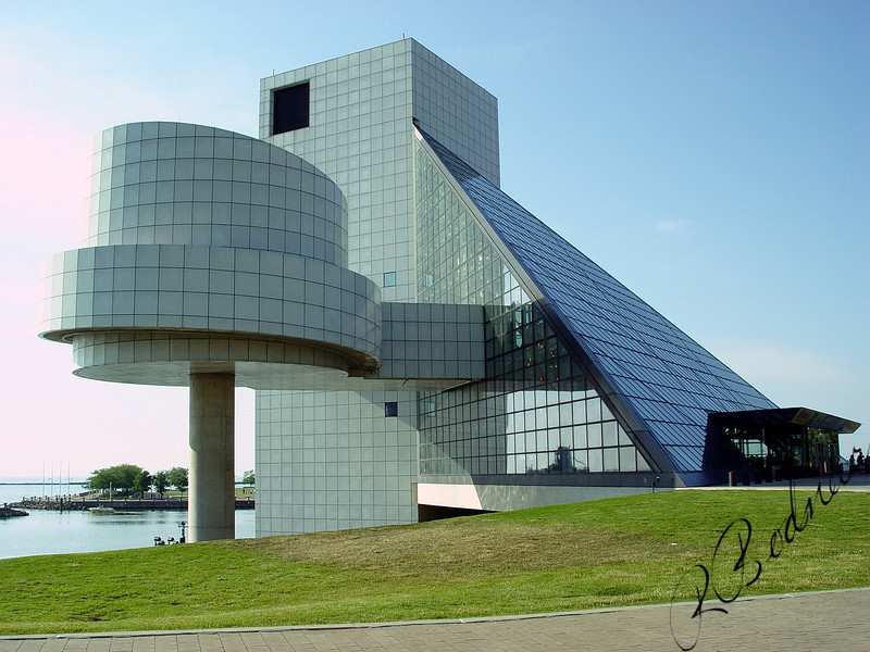 Photo By Robert Bodnar ...........................Rock & Roll Hall of Fame