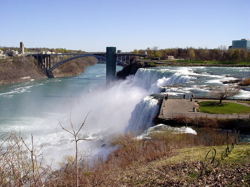 Photo By Robert Bodnar......................American Falls, Niagara Falls NY.