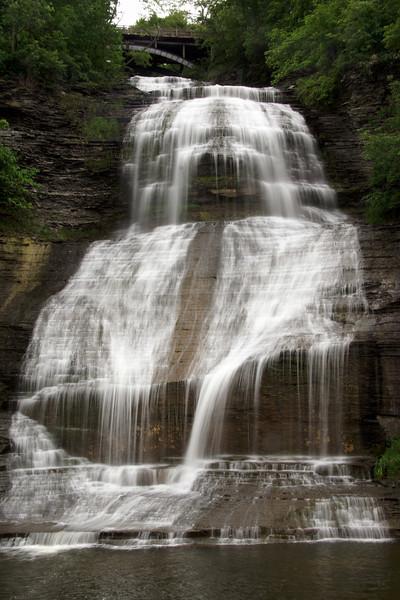Photo By Bob Bodnar..........Montour Falls,    Montour Falls, New York