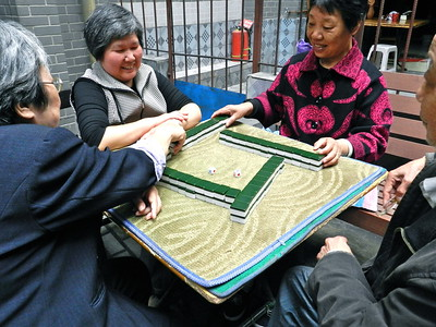 Mahjongg Anyone?