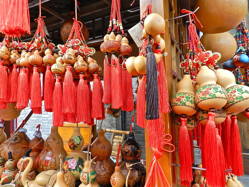 Gourds in Guilin Market