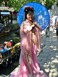 Lady in Tongli
