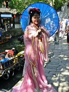 Lady in Tongli