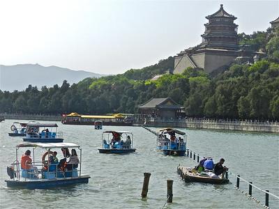 Serene Kunming Lake ..At the Summer Palace