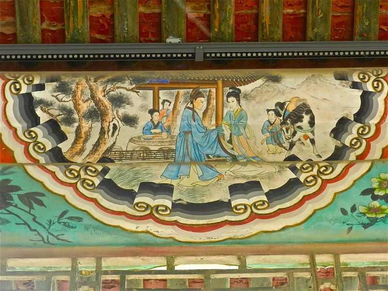 Chinese Ancient Mural