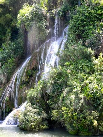 Waterfalls on the LI River