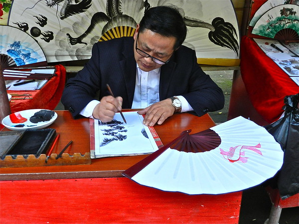 Master of Calligraphy
