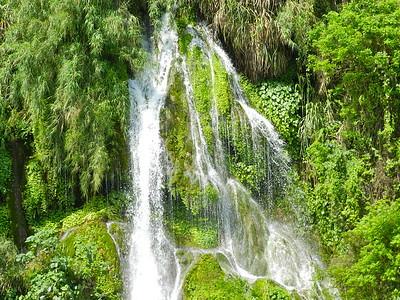 Waterfalls Down Li River