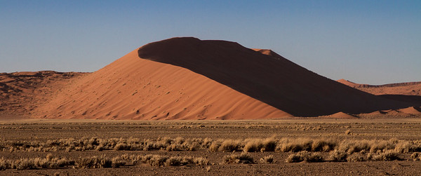 Dune at Sunrise