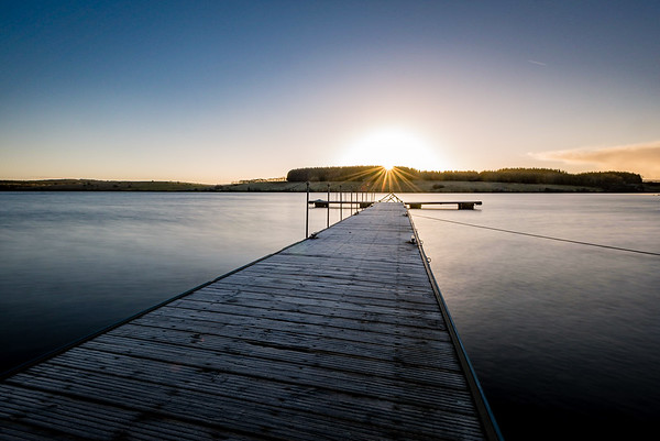 Stocks Reservoir Sunrise